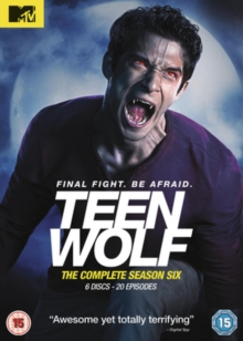 Teen Wolf: The Complete Season Six, DVD DVD