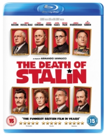 The Death of Stalin, Blu-ray BluRay