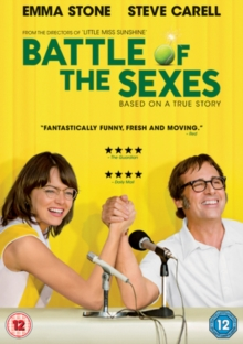 Battle of the Sexes, DVD DVD