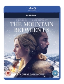 The Mountain Between Us, Blu-ray BluRay