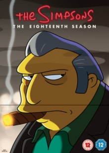 The Simpsons: The Eighteenth Season, DVD DVD