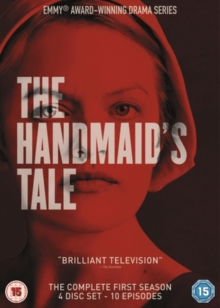 The Handmaid's Tale: The Complete First Season, DVD DVD