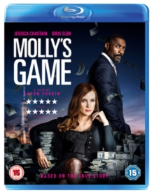 Molly's Game, Blu-ray BluRay