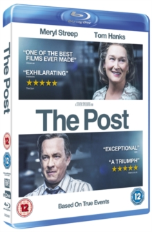 The Post, Blu-ray BluRay