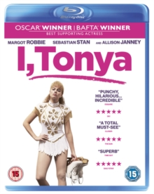 I, Tonya, Blu-ray BluRay