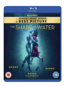 The Shape of Water, Blu-ray BluRay
