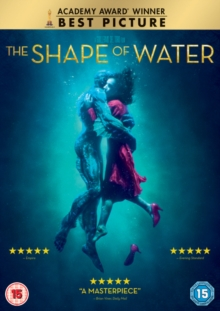 The Shape of Water, DVD DVD