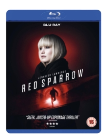 Red Sparrow, Blu-ray BluRay