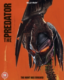 The Predator, Blu-ray BluRay