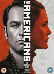 The Americans: The Complete Series, DVD DVD