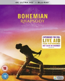 Bohemian Rhapsody, Blu-ray BluRay