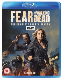 Fear the Walking Dead: The Complete Fourth Season, Blu-ray BluRay