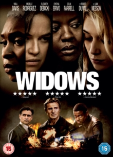 Widows, DVD DVD