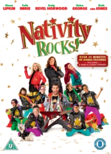 Nativity Rocks!, DVD DVD