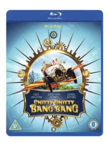 Chitty Chitty Bang Bang, Blu-ray BluRay