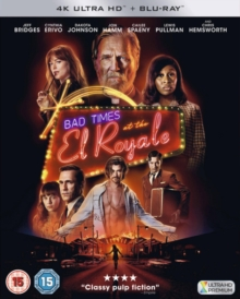 Bad Times at the El Royale, Blu-ray BluRay
