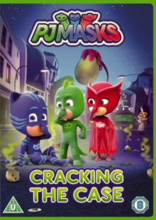 PJ Masks - Cracking the Case, DVD DVD