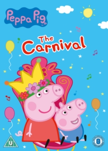 Peppa Pig: The Carnival, DVD DVD