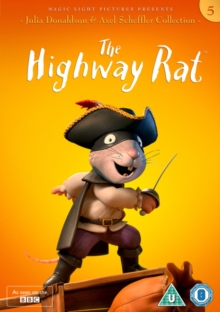 The Highway Rat, DVD DVD