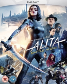 Alita - Battle Angel, Blu-ray BluRay