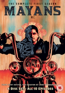 Mayans M.C.: The Complete First Season, DVD DVD