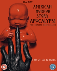 American Horror Story: Apocalypse - The Complete Eighth Season, Blu-ray BluRay