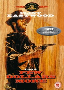For a Few Dollars More, DVD  DVD