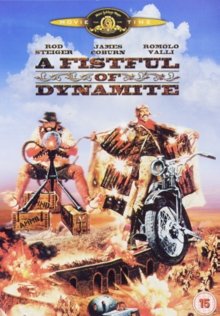 A   Fistful of Dynamite, DVD DVD