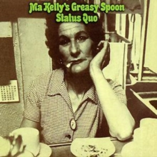 Ma Kelly's Greasy Spoon, CD / Album Cd