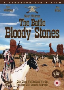 Cimarron Strip: The Battle of Bloody Stones, DVD  DVD