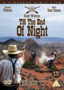 Cimarron Strip: Till the End of the Night, DVD  DVD