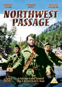 Northwest Passage, DVD  DVD