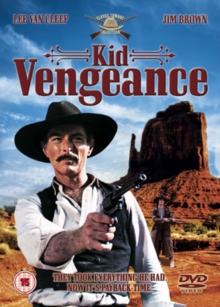 Kid Vengeance, DVD  DVD