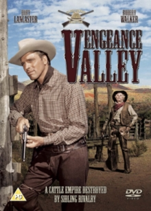 Vengeance Valley, DVD  DVD