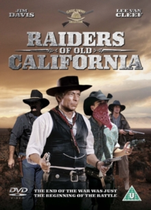Raiders of Old California, DVD  DVD