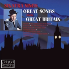 Sinatra Sings Great Songs from Great Britain, CD / Album Cd