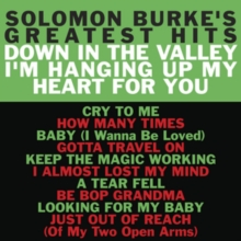 Solomon Burke's Greatest Hits, CD / Album Cd