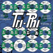 The Complete Tri-Phi Singles, CD / Album Cd