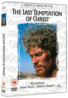 The Last Temptation of Christ, DVD DVD
