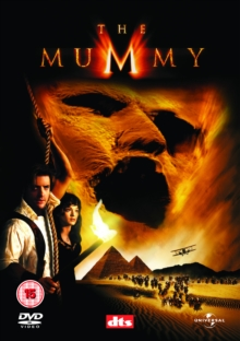 The Mummy, DVD DVD