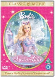 Barbie: Swan Lake, DVD  DVD