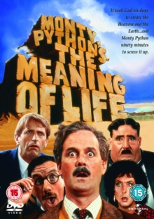 Monty Python's the Meaning of Life, DVD  DVD