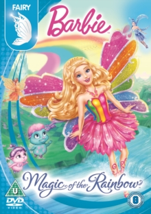 Barbie: Magic of the Rainbow, DVD  DVD