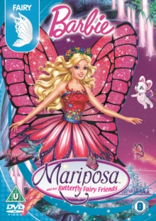 Barbie: Mariposa and Her Butterfly Fairy Friends, DVD  DVD