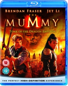 The Mummy: Tomb of the Dragon Emperor, Blu-ray BluRay