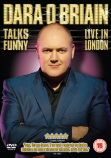 Dara O'Briain: Talks Funny - Live in London, DVD  DVD