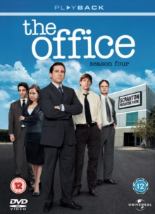 The Office - An American Workplace: Season 4, DVD DVD