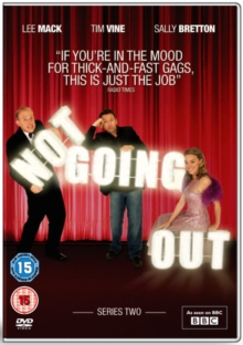 Not Going Out: Complete Second Series, DVD  DVD