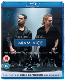 Miami Vice, Blu-ray  BluRay