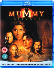 The Mummy Returns, Blu-ray BluRay